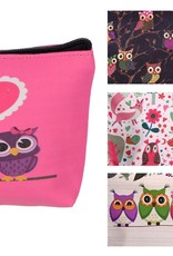 Vision Vogue Owl Coin Purse