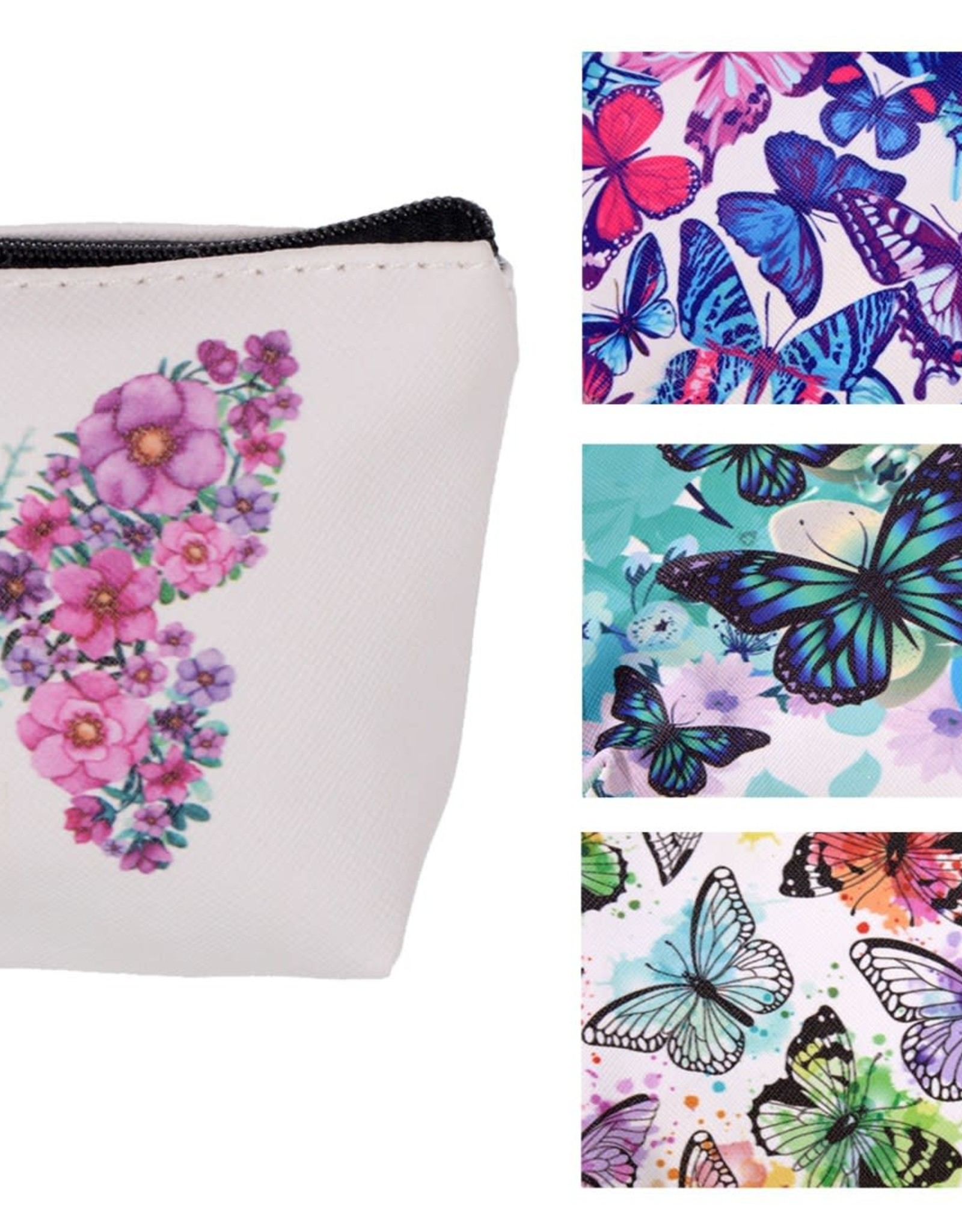 Vision Vogue Butterfly Coin Purse