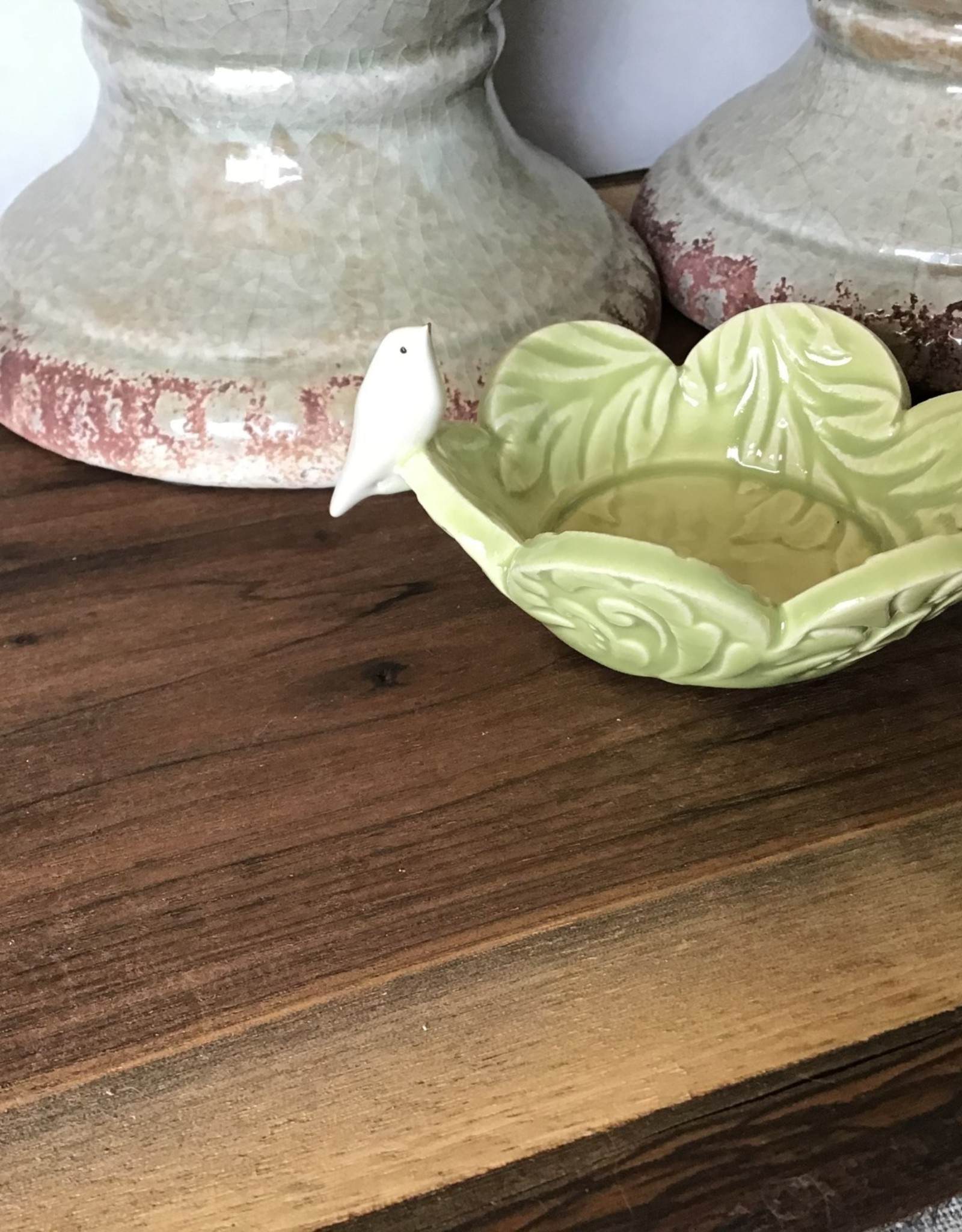 All Fired Up Small Bird Bowl