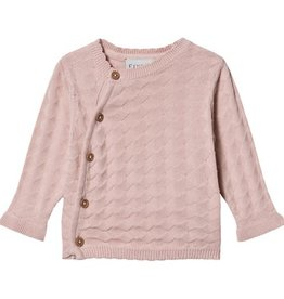 Fixoni Peach Whip Knit Sweater