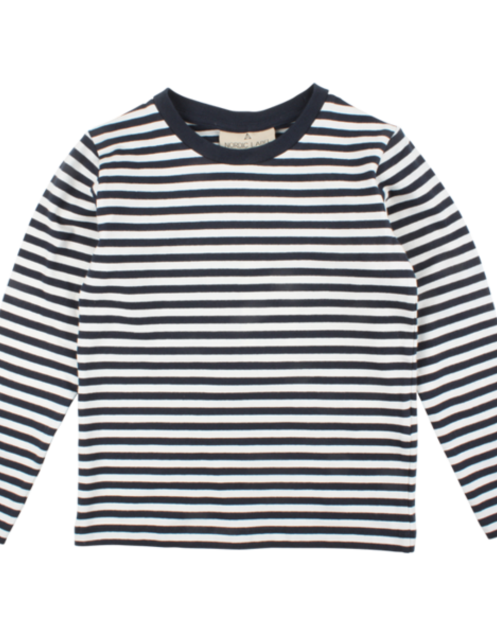 Nordic Label Long Sleeved Tee