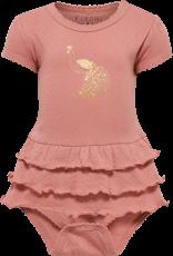 Fixoni Ruffle Skirt Onesie