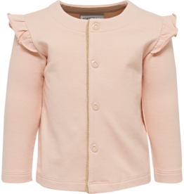 Fixoni Snap closure cardigan  ( peach whip)