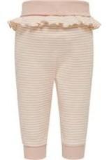 Fixoni Striped legging peach whip
