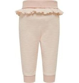 Fixoni Striped legging peach whip
