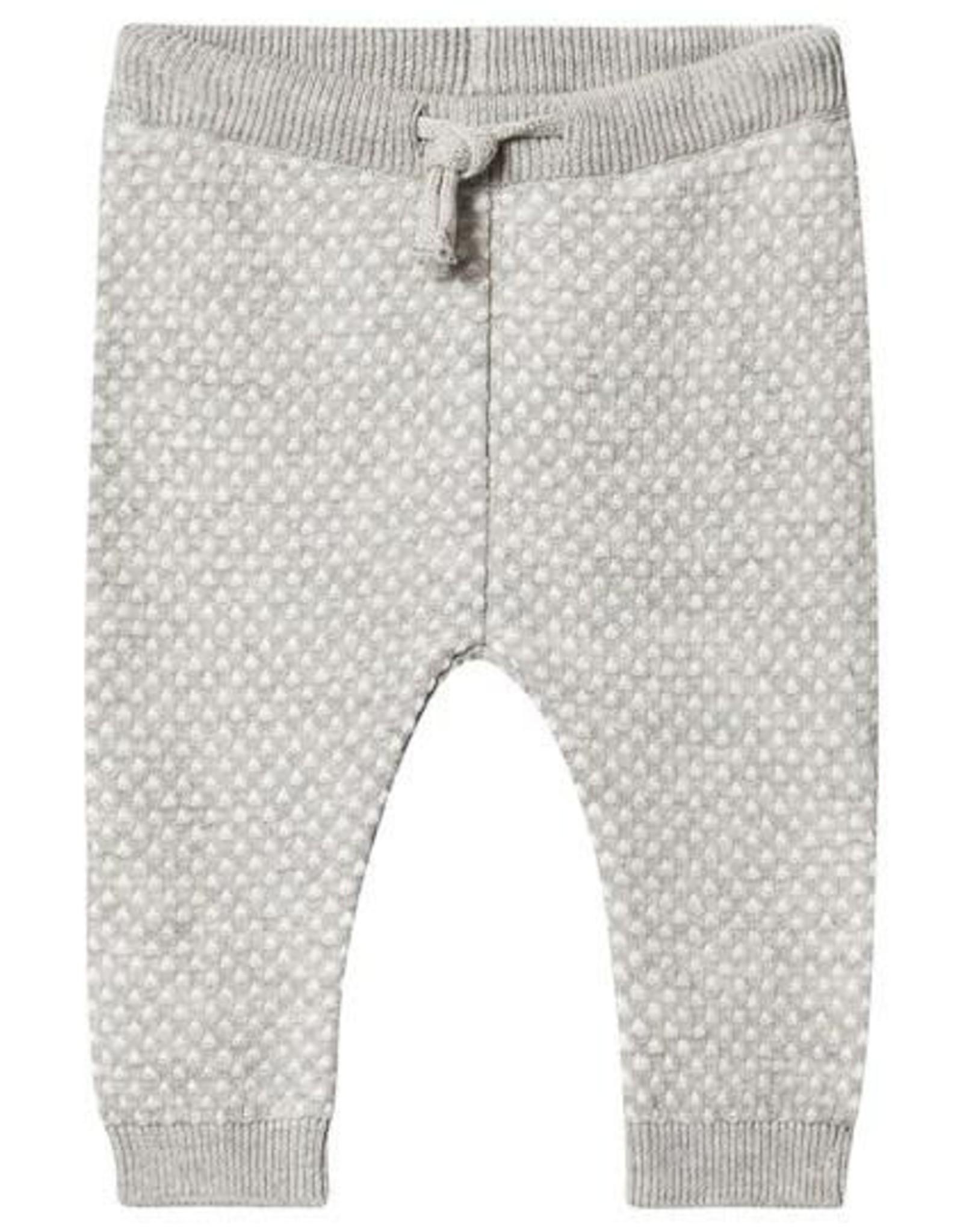 Fixoni Tight knit organic legging cloudburst