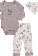 Asher & Olivia Wild Child 3 piece set size 6 month