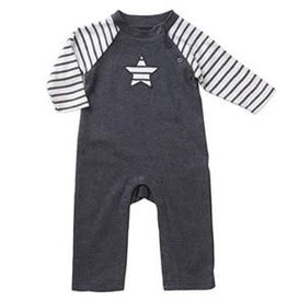 Asher & Olivia Baby Romper star, twelve month