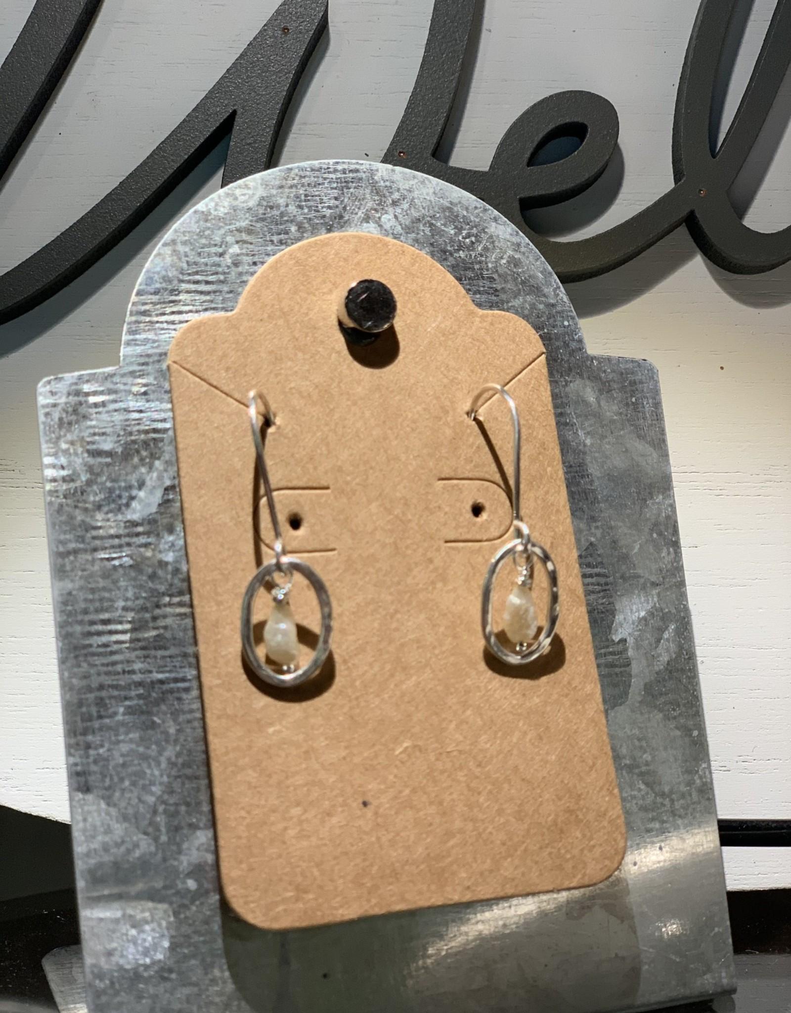 Shoreline Jewelry Sterling Silver & Pearl