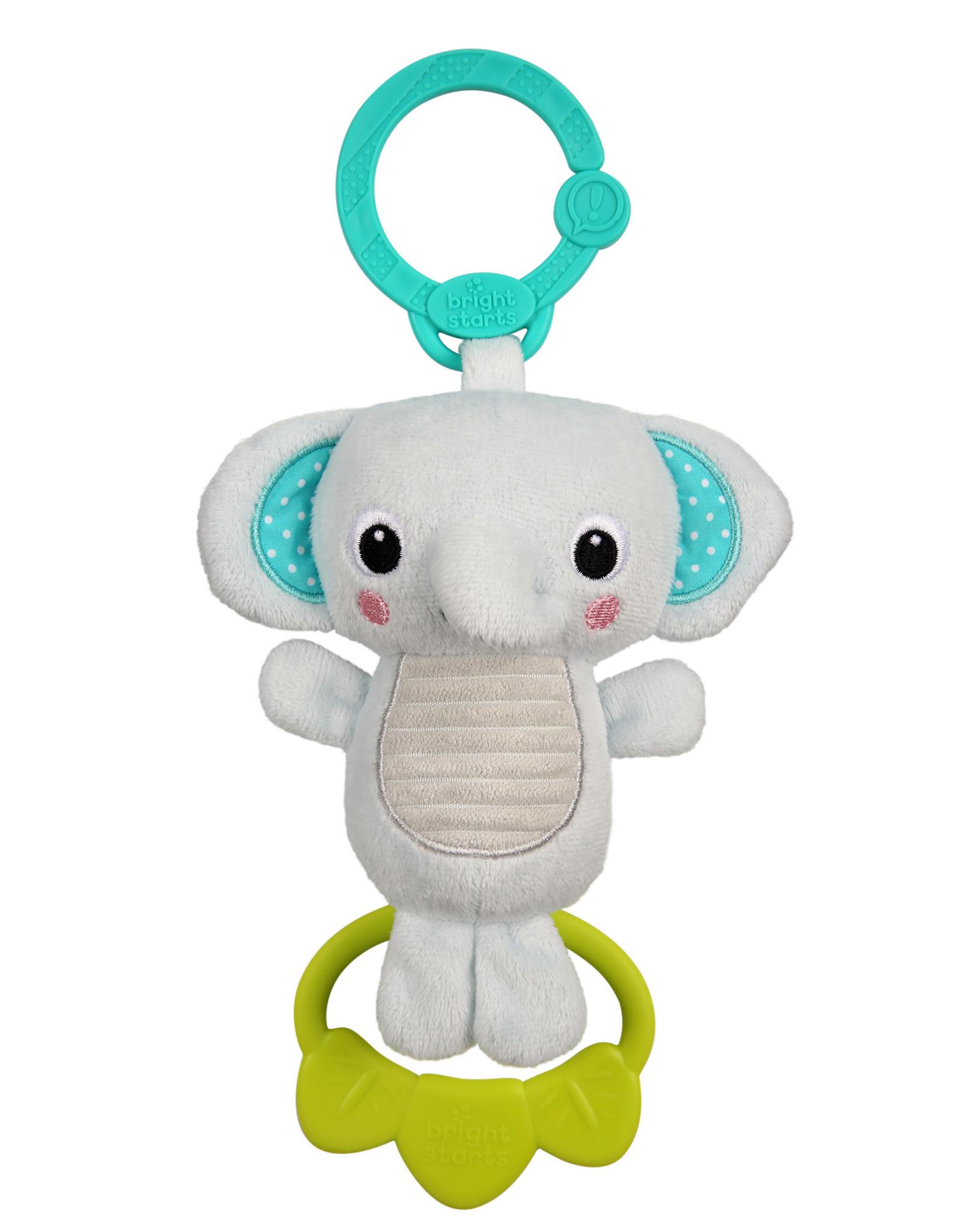 Brigh Stars Tug Tunes - On-the-Go Toy - Elephant