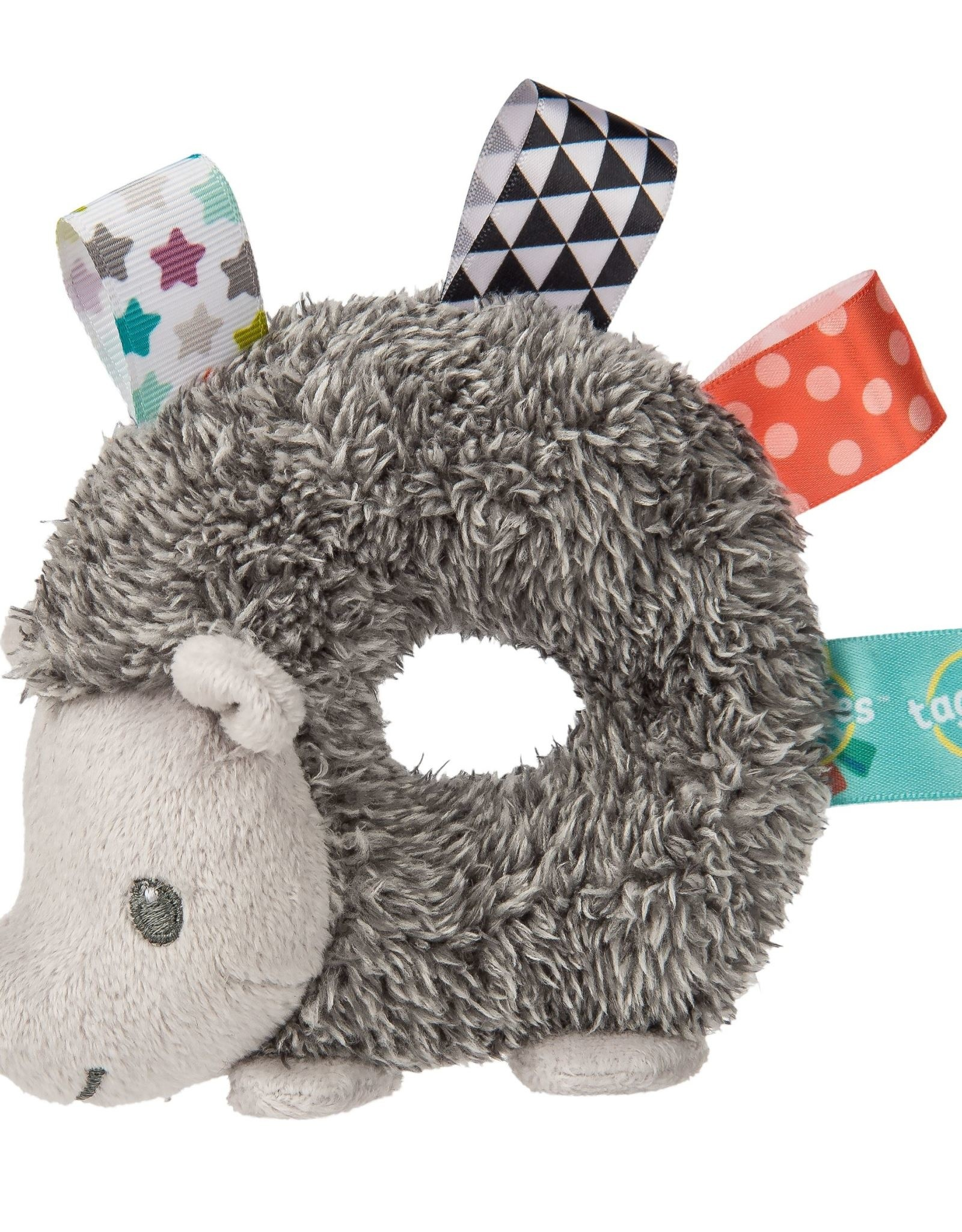 Mary Meyer Taggies Heather Hedgehog Rattle - 5""