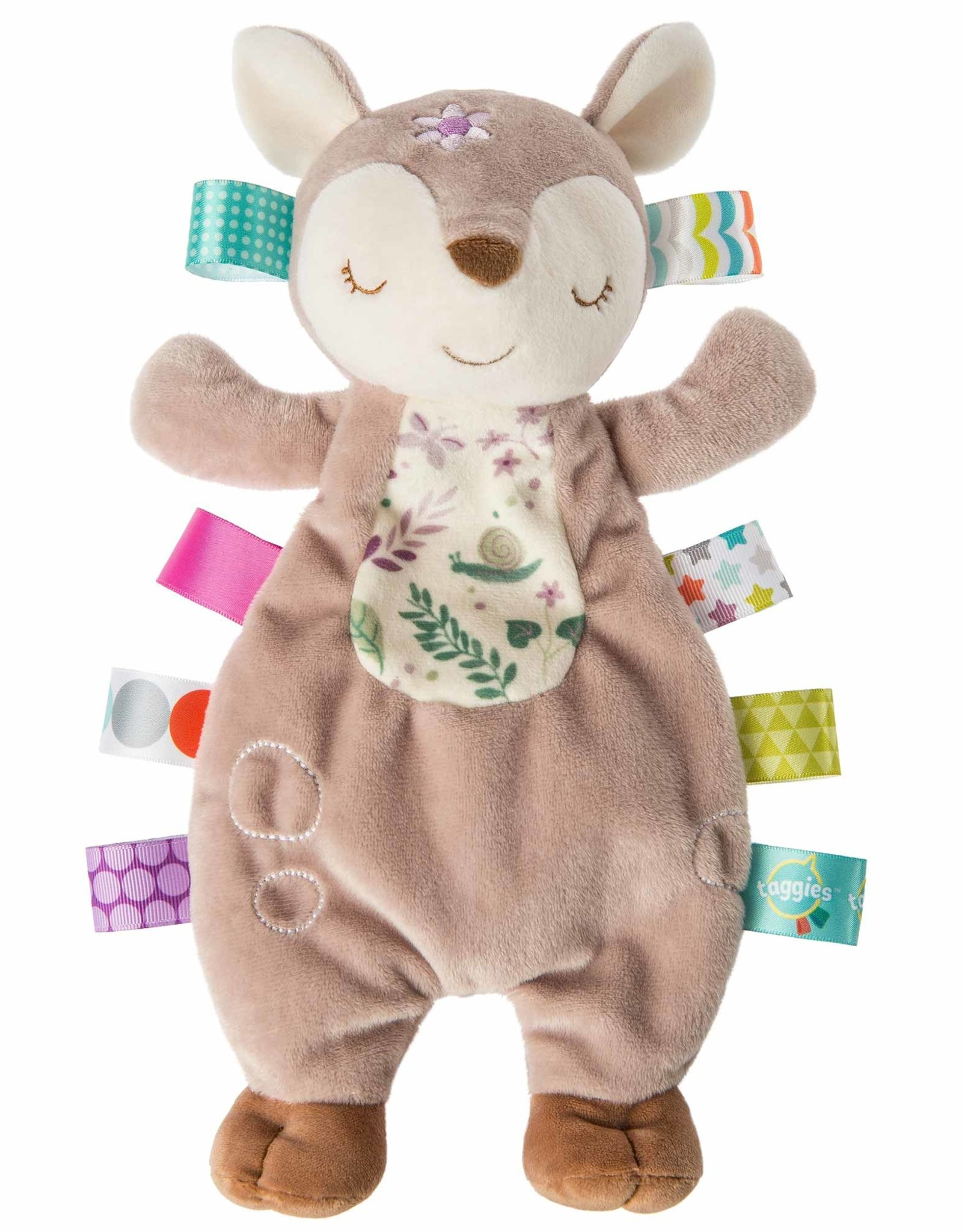 Mary Meyer Taggies Lovey - Flora Fawn - 11""
