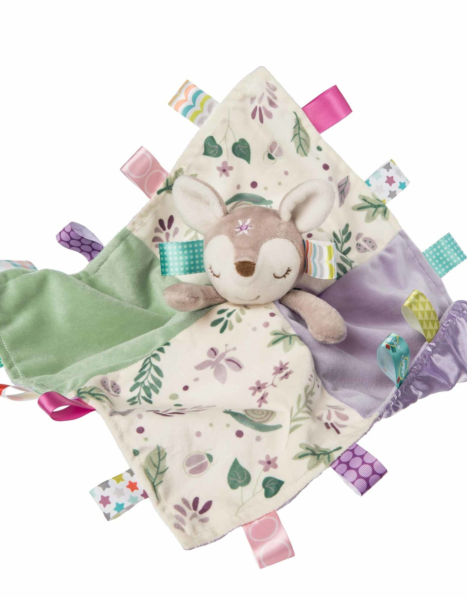 Mary Meyer Taggies Character Blanket - Flora Fawn - 13""