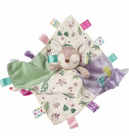 """Mary Meyer Taggies Character Blanket - Flora Fawn - 13"""""""