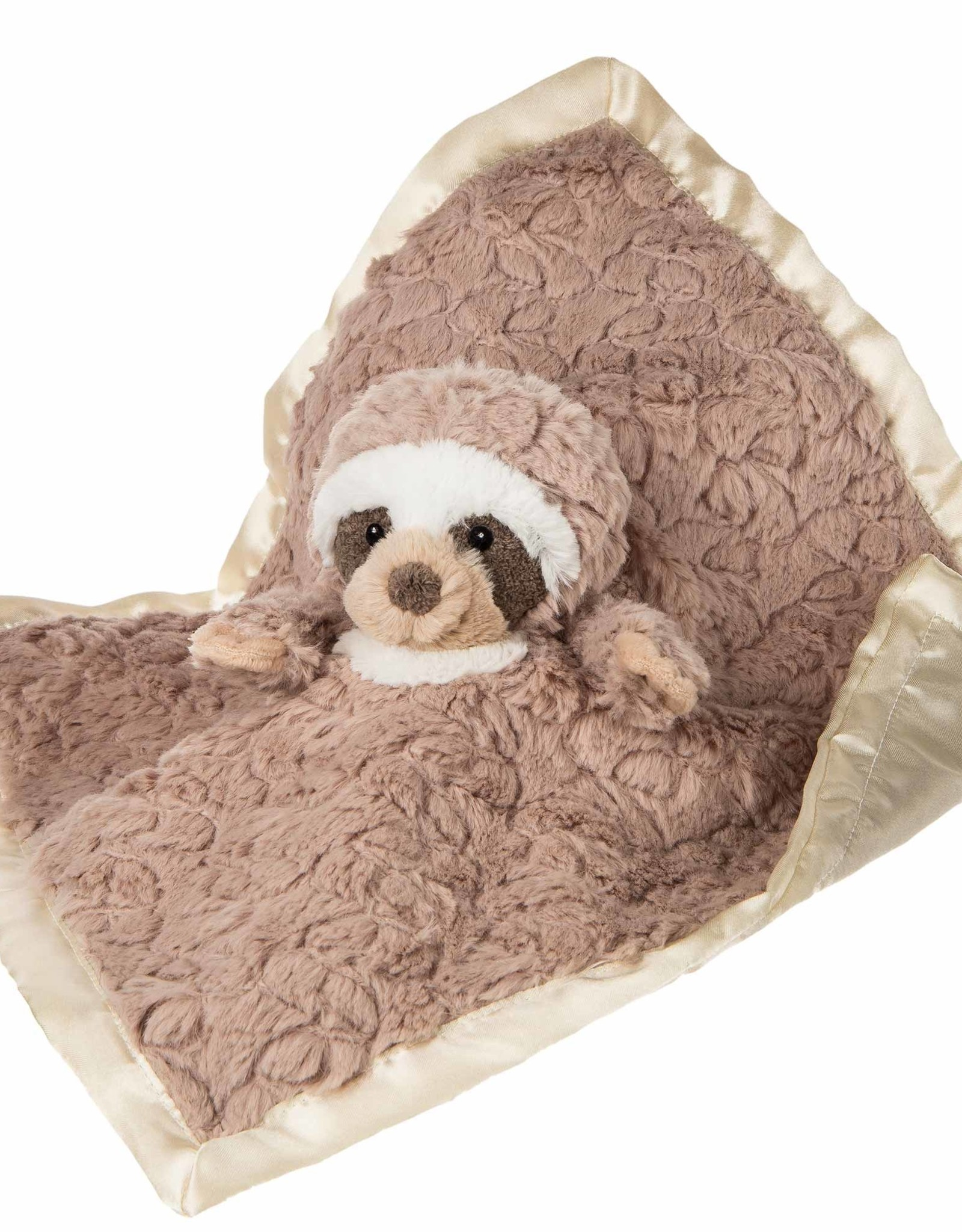 Mary Meyer Putty Nursery Character Blanket - Sloth - 13""