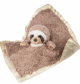 """Mary Meyer Putty Nursery Character Blanket - Sloth - 13"""""""