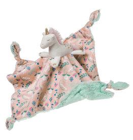 """Mary Meyer Twilight Baby Unicorn Character Blanket - 13"""""""