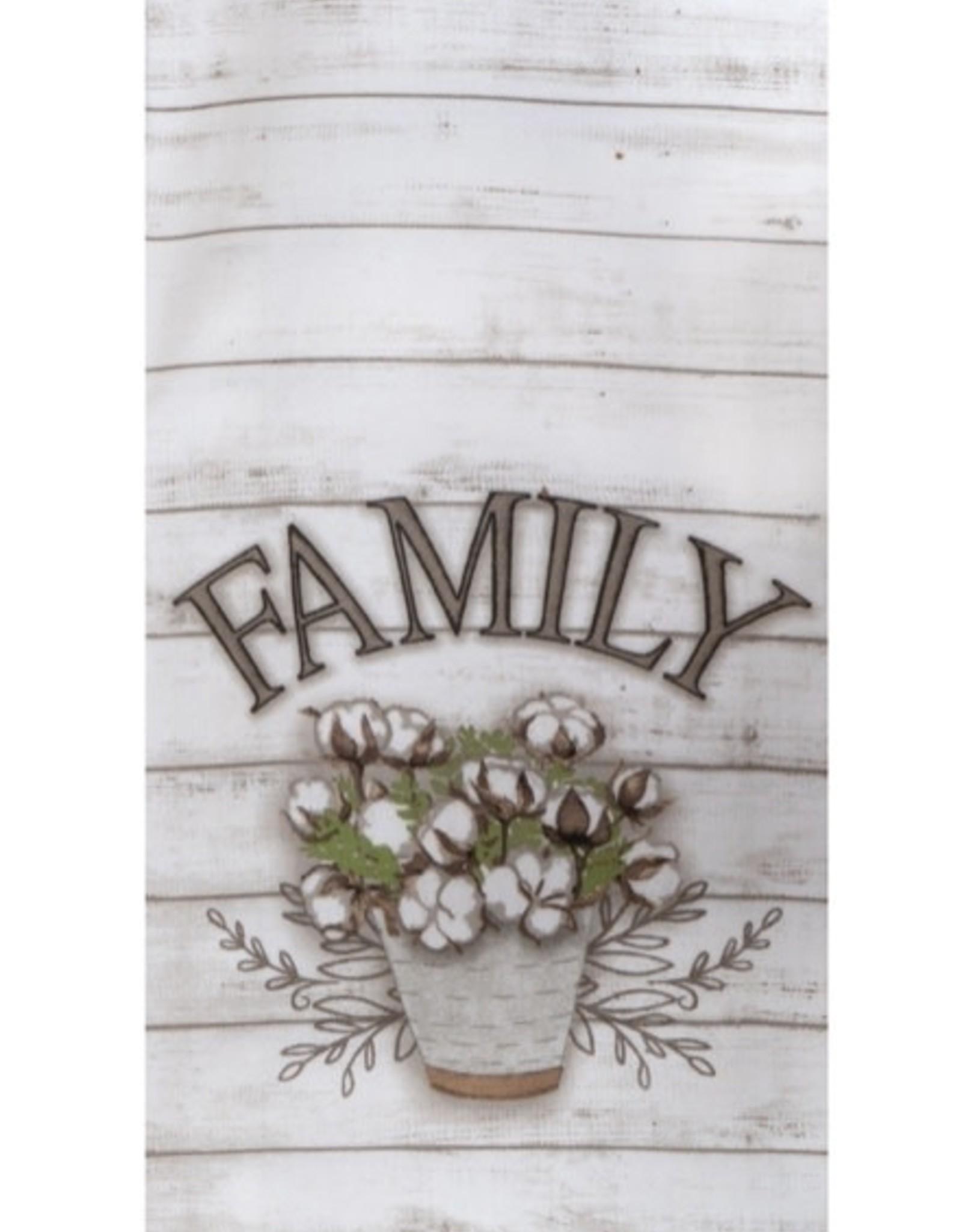 "Tea Towel ""Family"""