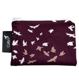 Colibri Flock Pattern Snack Bag small
