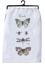 """Tea Towel """"Butterflies """""""