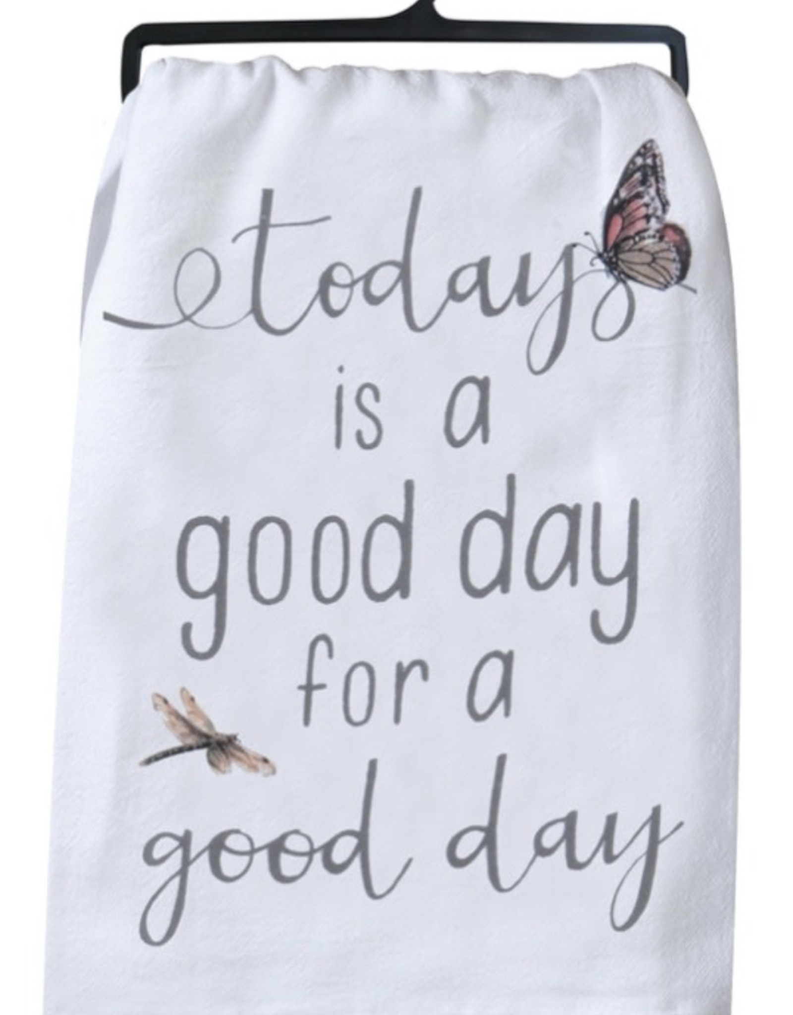 "Tea Towel ""Good Day"""