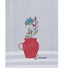 "Tea Towel "" Love"""