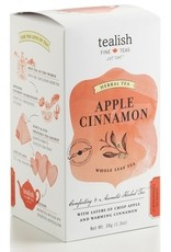 Tealish Apple Cinnamon Herbal Tea