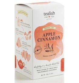 Tealish Apple Cinnamon Herbal Tea
