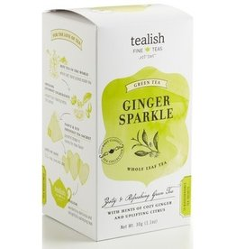 Tealish Ginger Sparkle-Tea Box