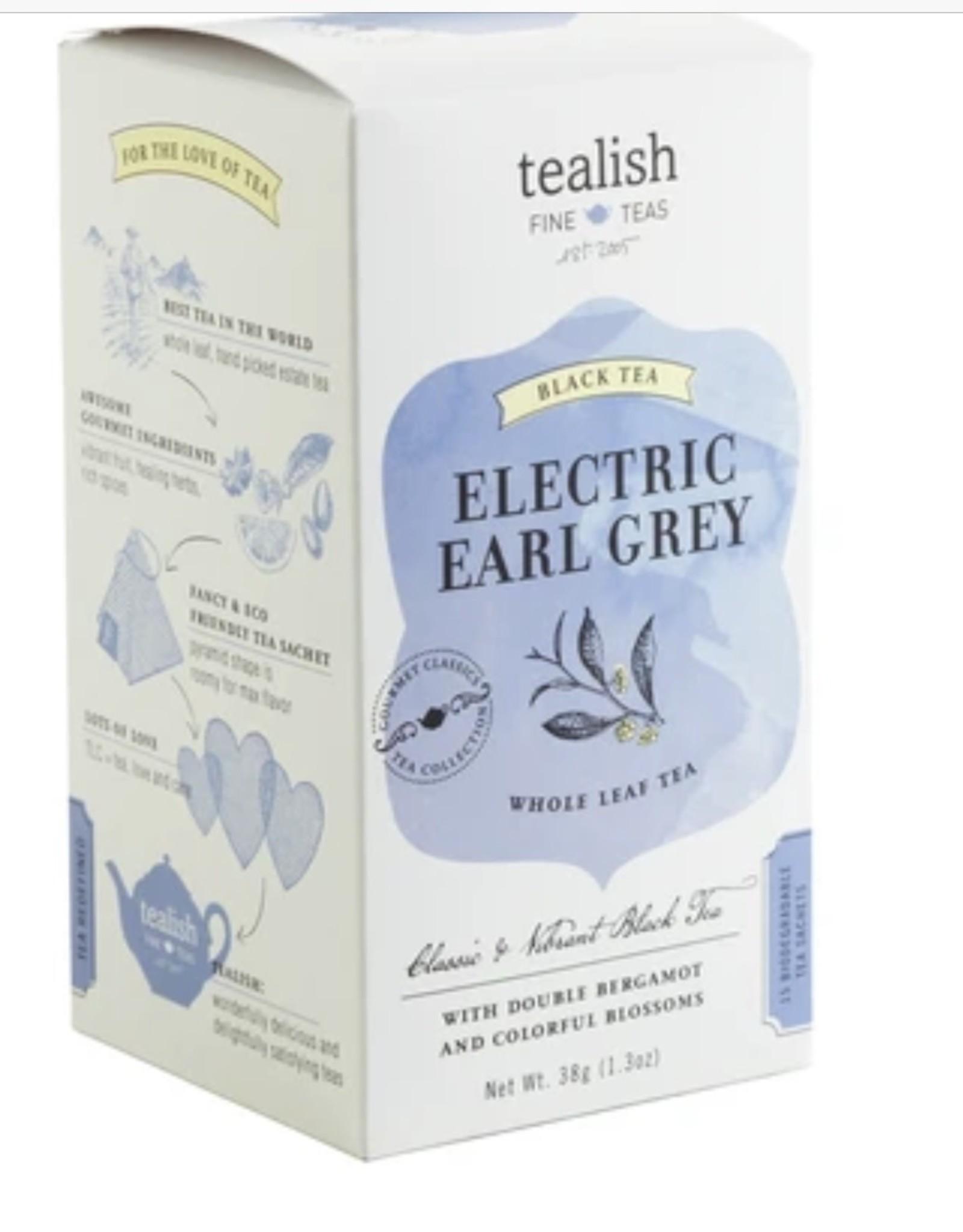 Tealish Electric Earl Grey