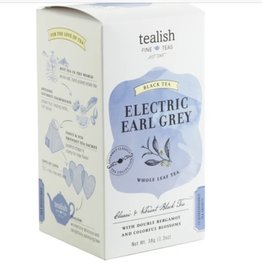 Tealish Electric Earl Grey