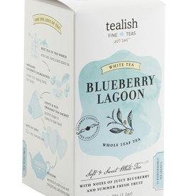 Tealish Blueberry Lagoon