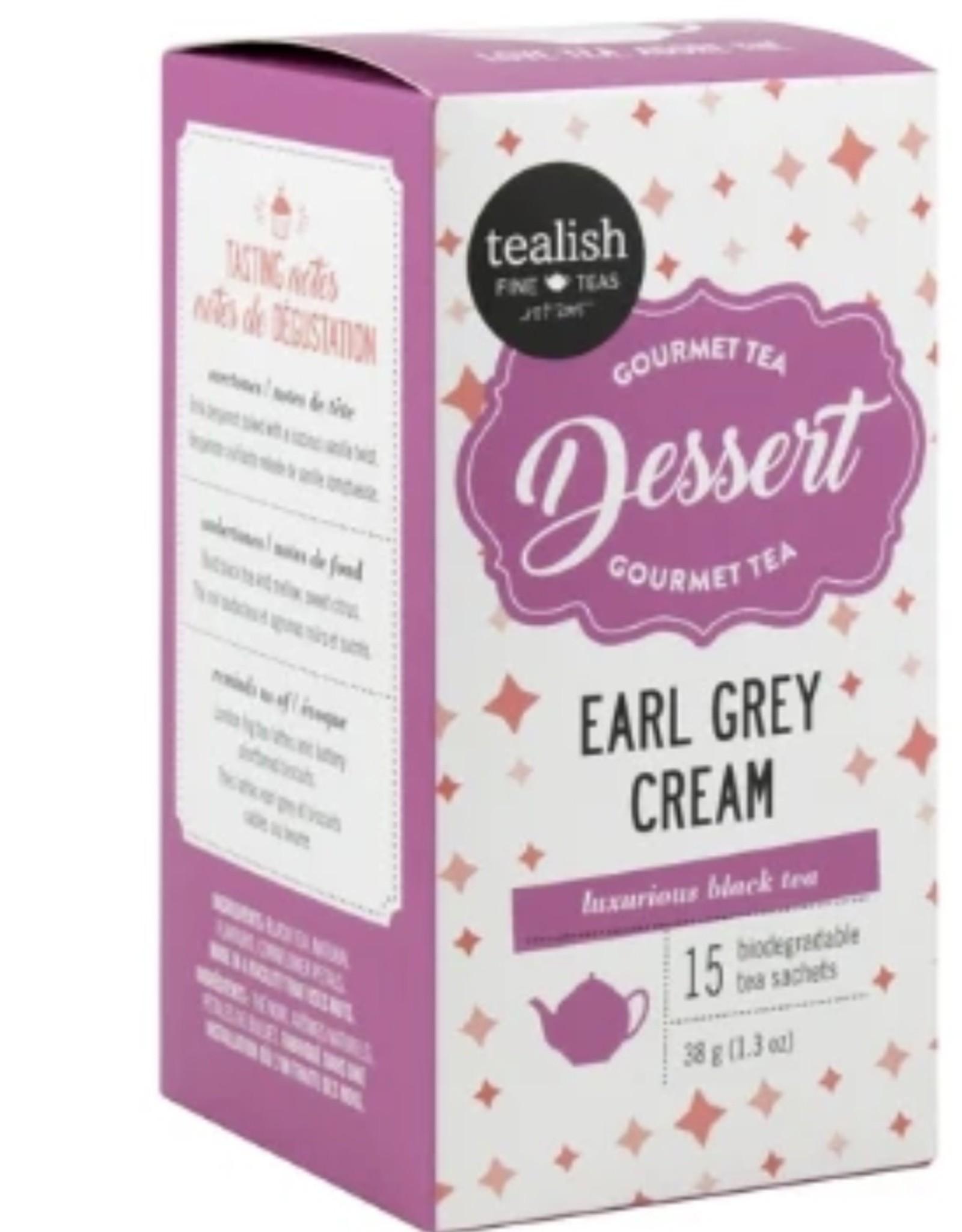 Tealish Earl Grey Cream - Tea Box