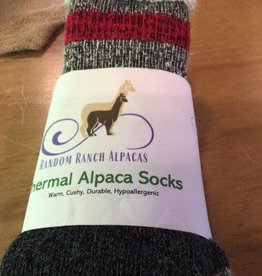 Random Ranch Random Ranch Thermal Alpaca Socks