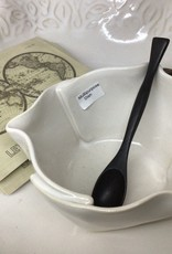 Hilborn Pottery Multi Purpose  Bowl Pottery White