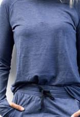 Hello Mello The Weekender Rag Sleeve Top
