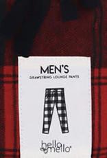 Hello Mello Men's Drawstring Lounge Pant