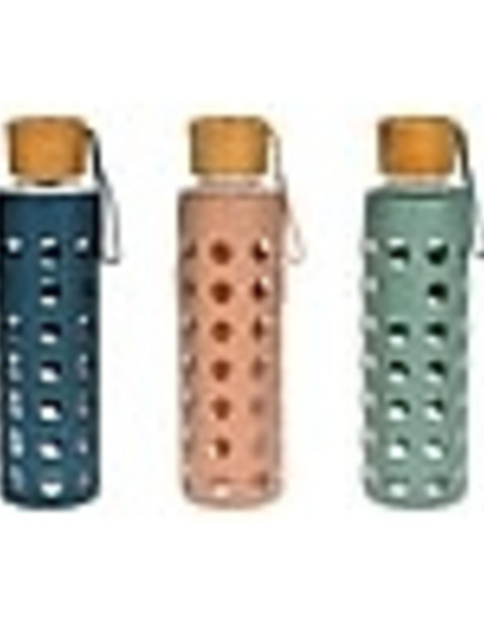 Glass Water Bottle 550ml