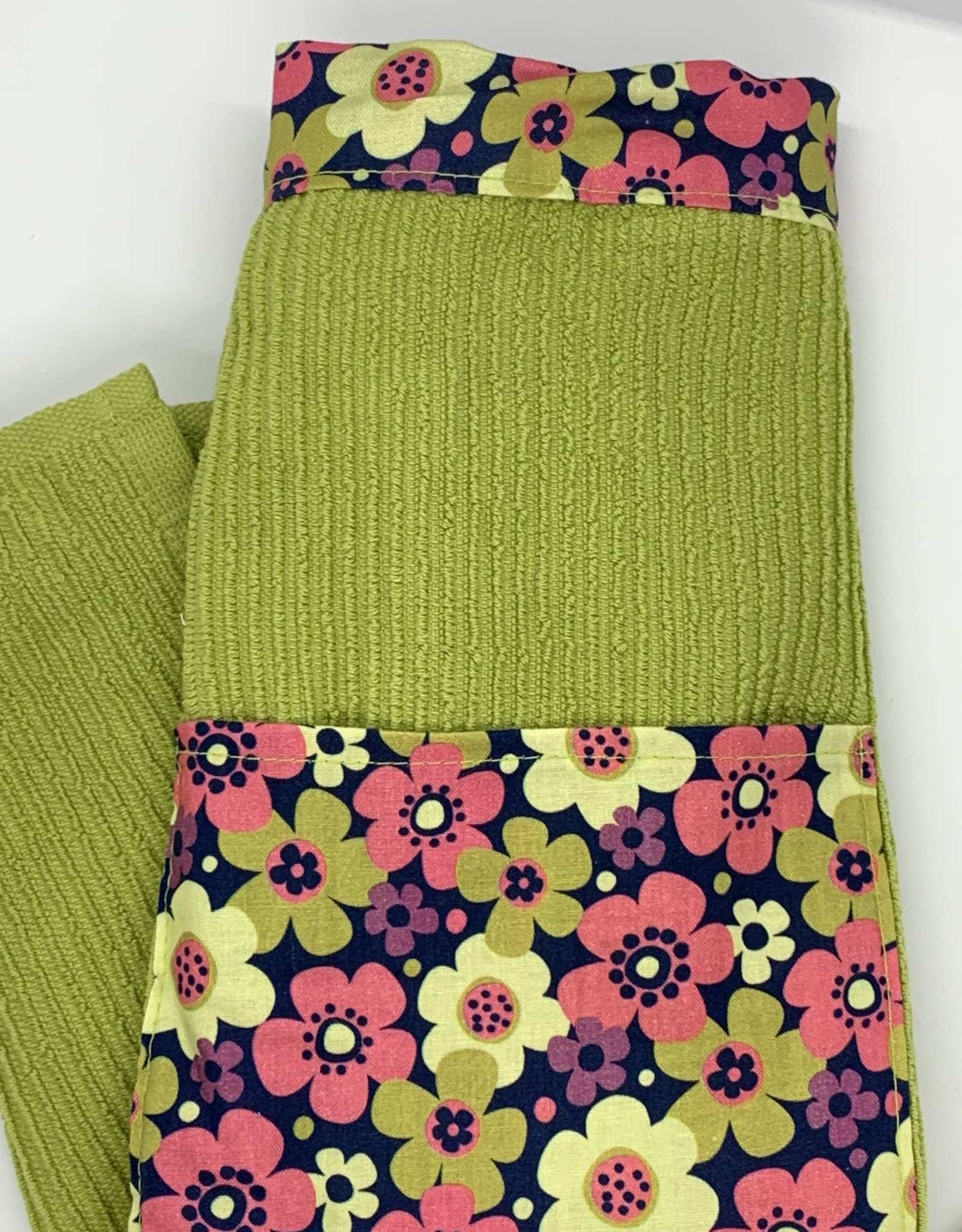 Honeysuckle Cottage Bibless  Apron
