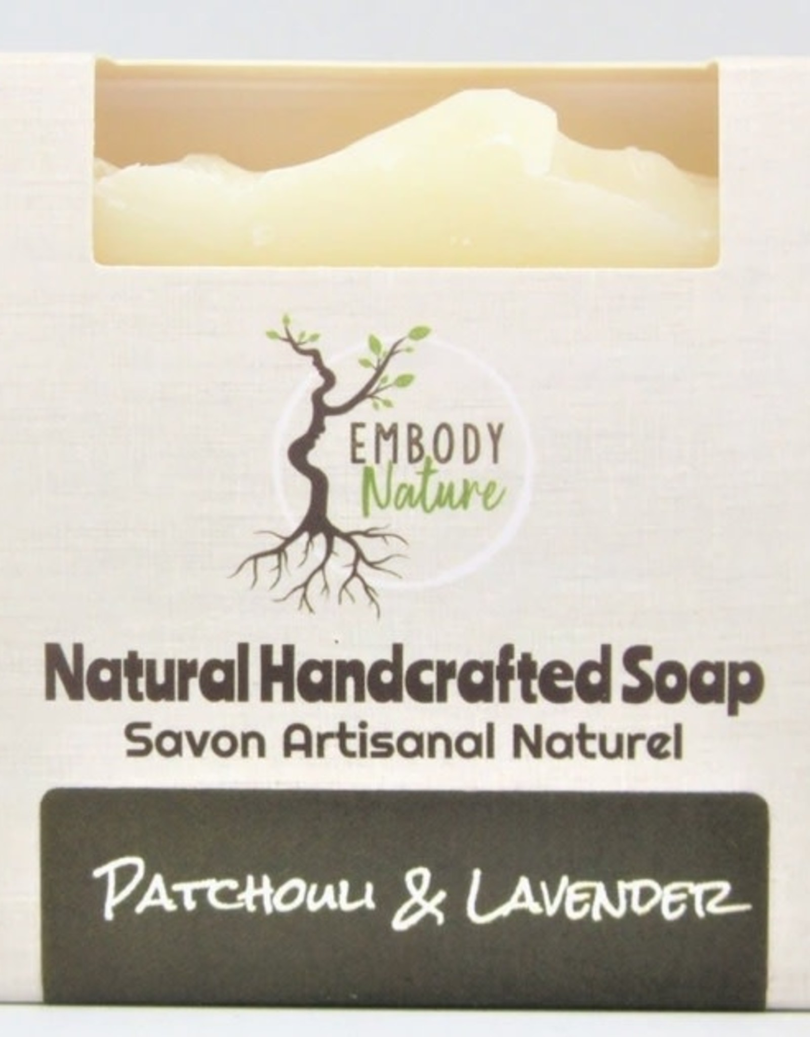 Embody Nature Artisan Soap Bars