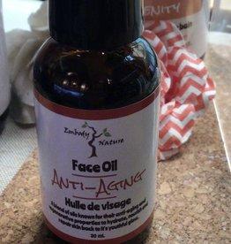 Embody Nature Anti Aging Face Oil