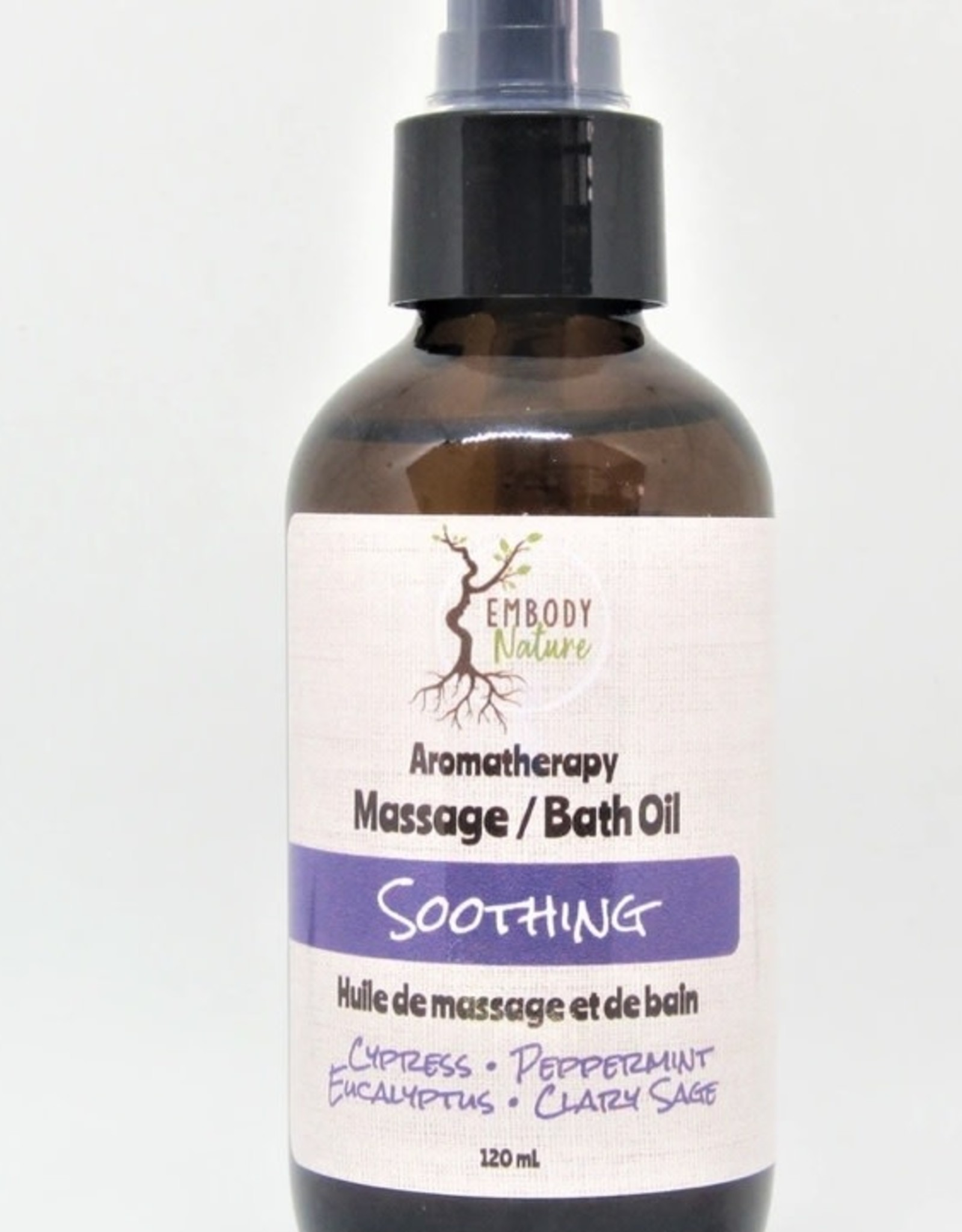 Embody Nature Bath, Body & Massage Oil