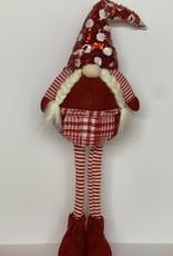 Sequin Santa/Snowgirl