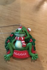 Frog Ornaments