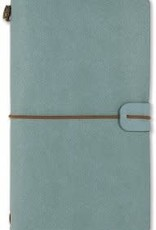 Light Blue Voyager Notebook/Journal
