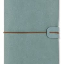 Light Blue Voyager Notebook/Journal