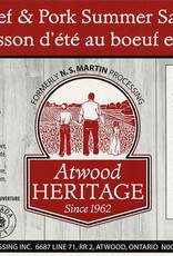 """Atwood Atwood Summer Sausage 12"""""""