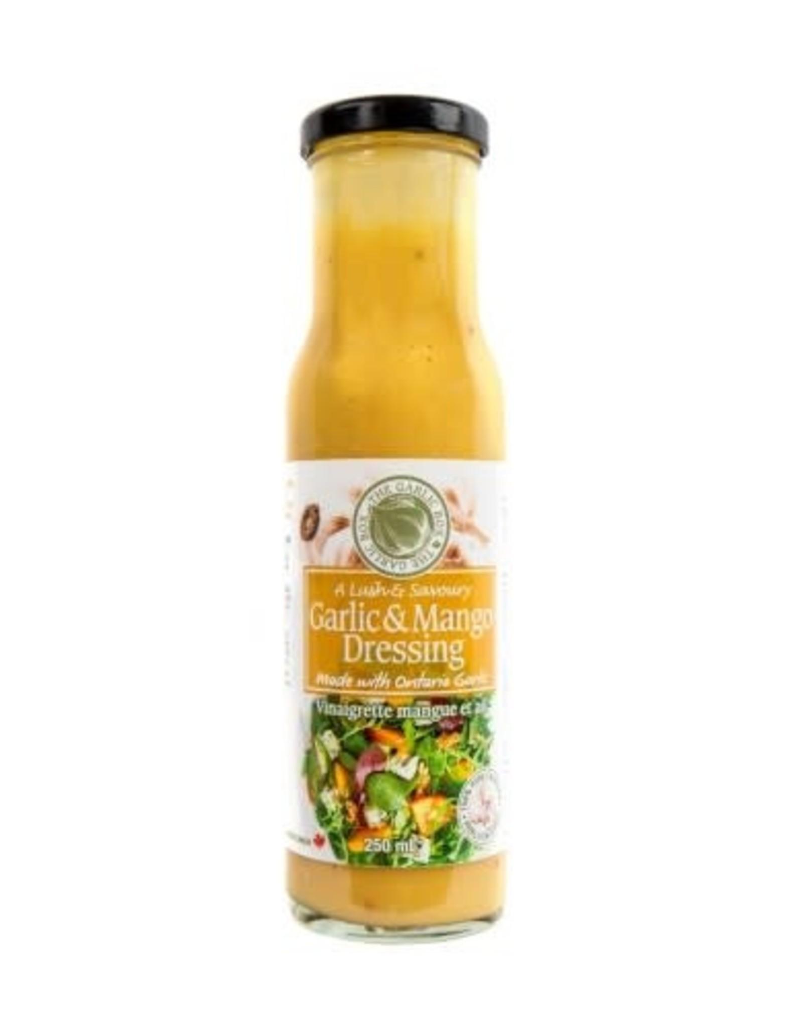 The Garlic Box Garlic &Mango Dressing