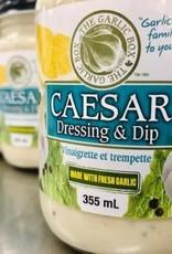 The Garlic Box Caesar Dressing & Dip
