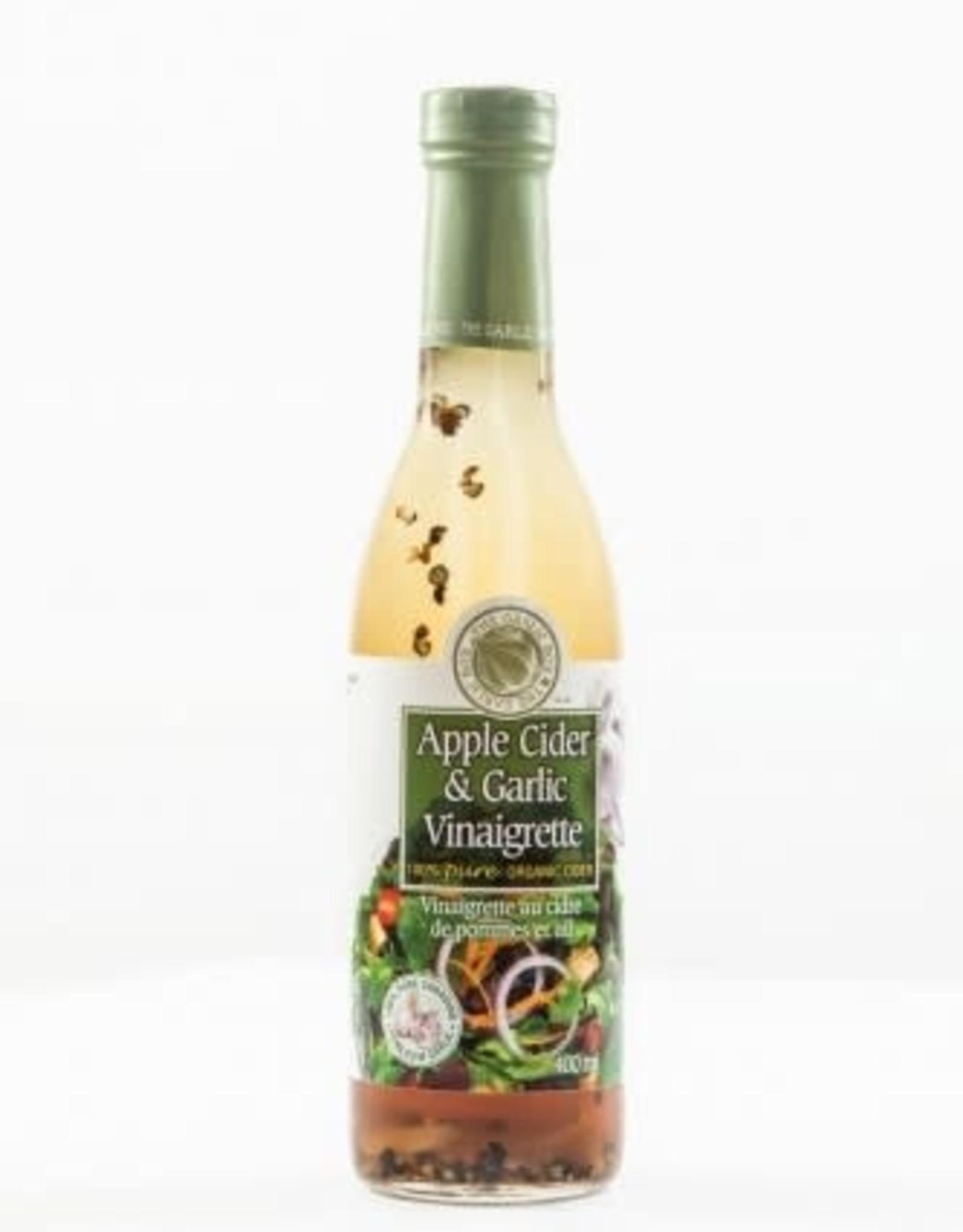 The Garlic Box Apple Cider & Garlic Vinaigrette